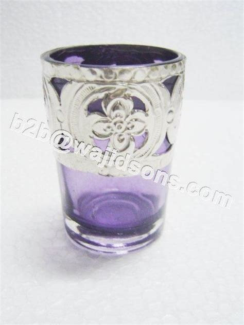Colored Glass Pillar Candle Holders Glass Candle Holders In Moradabad Suppliers Dealers