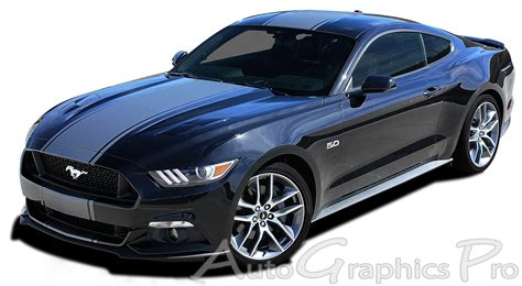 ford mustang stripes 2015 2016 2017 ford mustang snake quot contender quot mohawk