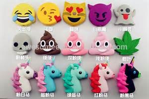 Licorne de Bande Dessinée emoji powerbank/Licorne