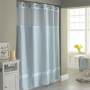 Shower Curtain Bathroom Set Hookless 174 Escape Fabric Shower Curtain And Shower Curtain Liner Set Bed Bath Beyond
