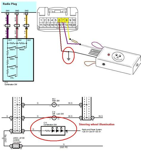 hilux air conditioning wiring diagram air conditioning