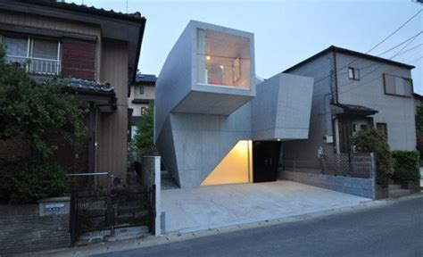 japanese modern homes modern japanese home with a fascinating architecture