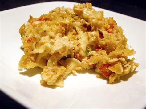 cassie craves recipe rewind chicken noodle casserole
