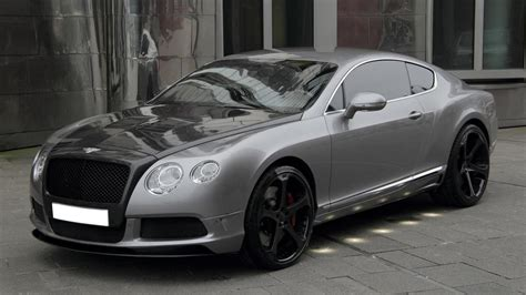 bentley modified bentley continental gt modified by anderson germany