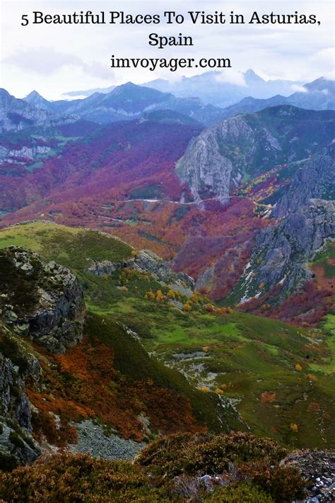 5 Beautiful Places To Be by 5 Beautiful Places You Should Visit In Asturias Spain 1