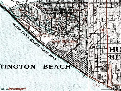 zip code map huntington beach ca 92648 zip code huntington beach california profile