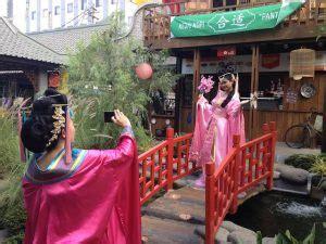 Paket Seru Baju nikmati liburan seru jaman now di chinatown bandung