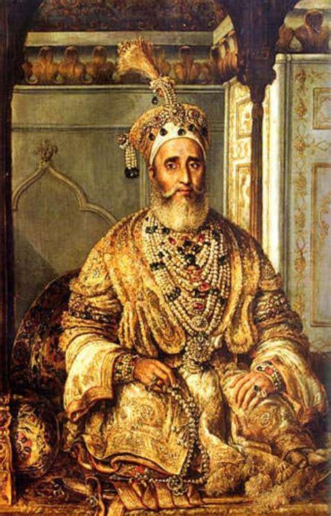 biography of mughal emperor muhammad shah agra diamond famous jewelry internet stones com