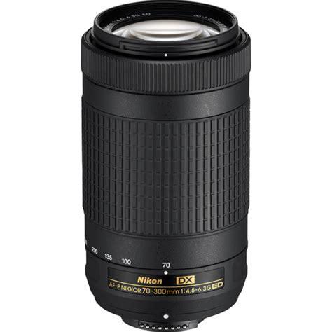 Nikon Lens Af 70 300mm F4 5 6 G nikon af p dx nikkor 70 300mm f 4 5 6 3g ed vr lenses