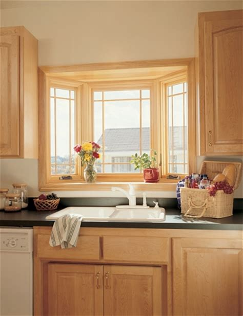 Kitchen Bay Window Treatment Ideas Gallery For Gt Kitchen Bay Windows