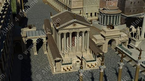 divo giulio tempio divo giulio altair4 multimedia