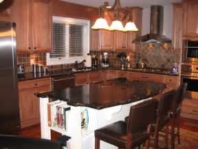 ordinary Kitchen Islands Ideas Layout #3: Modern+style+kitchen+island+picture.jpg