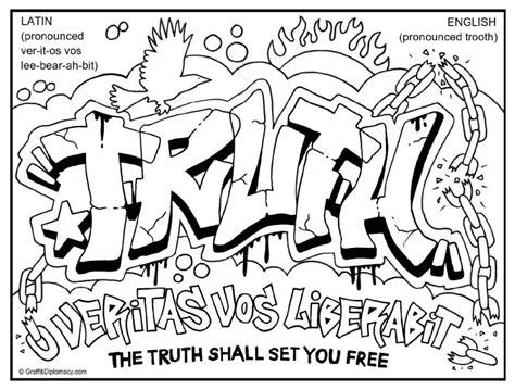 truth graffiti doc jpg 1 014 215 768 pixels hip hop