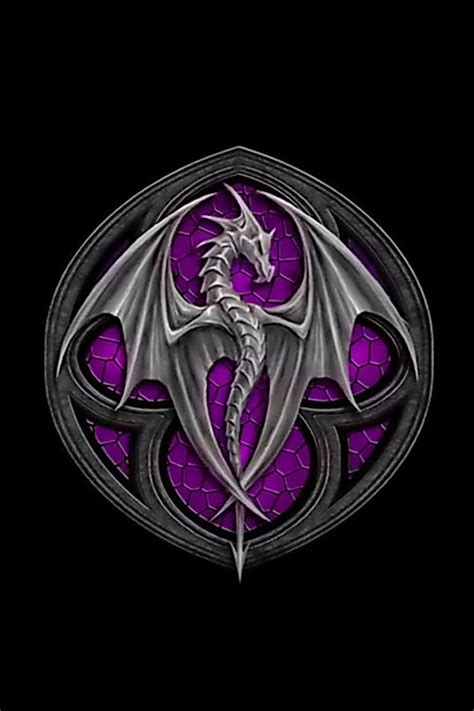 tattoo dragon purple purple purple pinterest dragons tattoo and fairy