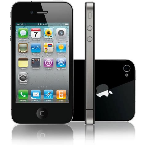 apple iphone  gb   mobile  black excellent