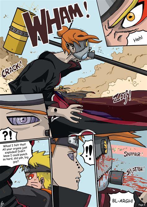Nagato Alpha vs pein page 5 by alphadelta1001 on deviantart
