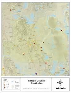 sinkhole activity map florida sinkhole map marion county interactive florida sinkhole