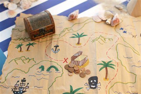 piratenparty deko selber machen