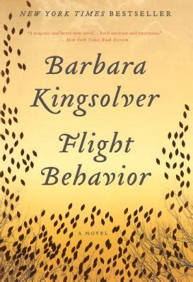 Barbar Kingsolver Flight Behavior flight behavior prebound brilliant books