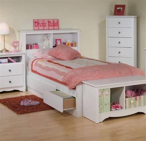 Platform Storage Bed With Bookcase Headboard by Platform Storage Bed Bookcase Headboard Advice For Your
