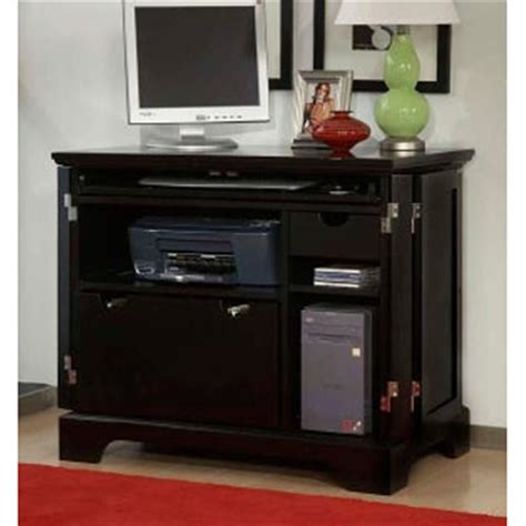Compact Office Cabinet by Home Styles Bedford Compact Office Cabinet