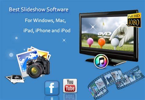 best slideshow maker photo slideshow software for iphone mac and windows