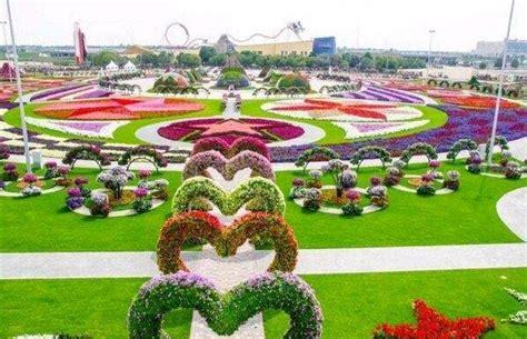 taman bunga nusantara sejarah daya tarik rute