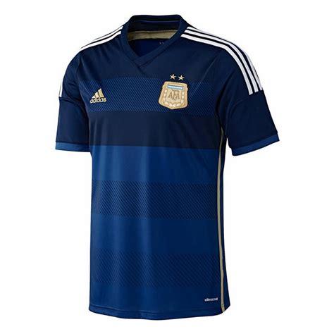 Kaos Bola All Team Football sale 44 95 adidas argentina away 2014 replica soccer
