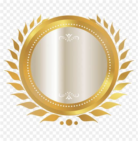 certificate gold seal png png image  transparent