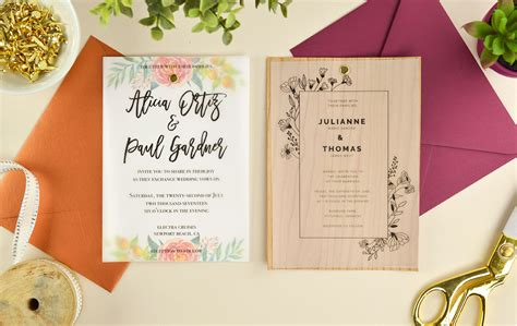 wedding invitations using vellum paper 4 ways to diy vellum wedding invitations cards