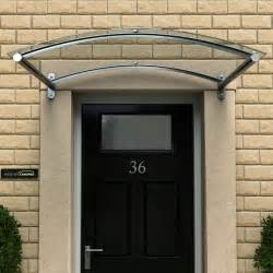 Canopies For Front Doors by Basic Canopy Not Sure About The Curve Bespoke Type J