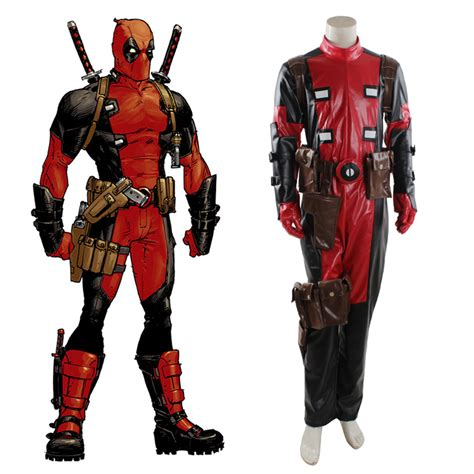 disfraces dead pool compra deadpool cosplay online al por mayor de china