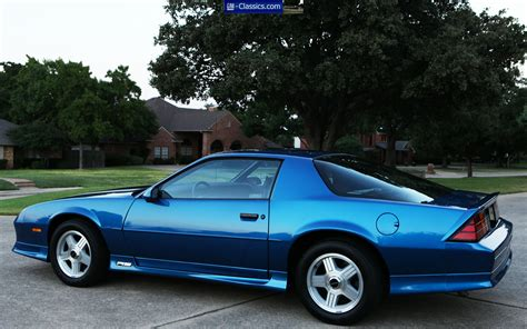 92 rs camaro 1992 b4c 1le camaro