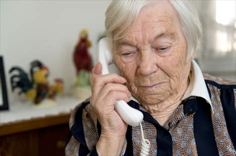 scams against elderly top complaints