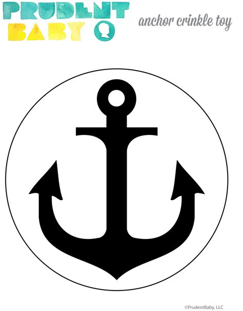 template anchor diy anchor crinkle tag with recycled baby wipe bag