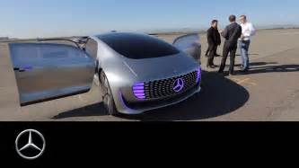 Who Is Mercedes A Driving Experience Of A Different The F 015