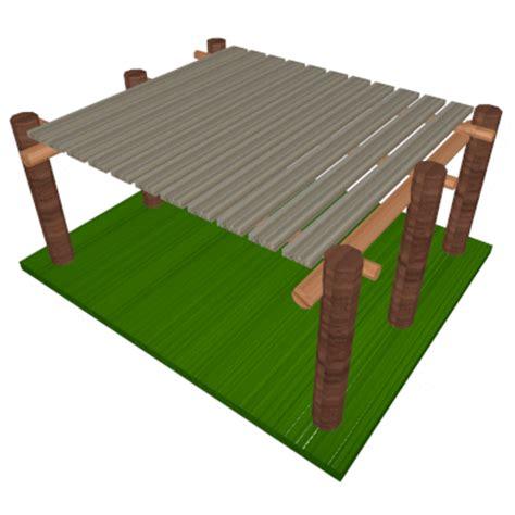 come realizzare una tenda come costruire una sopraelevata