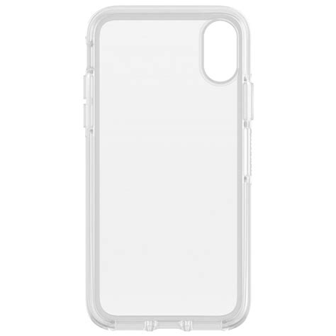 Otterbox Symmetry Clear Iphone X Clear otterbox symmetry clear iphone x transparant iphone cases nl