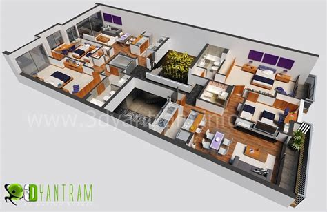3d floor plan interactive 3d floor plans design