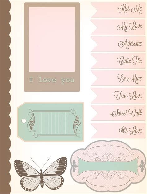 Free Card Papers - free printable s day cards and scrapbook paper
