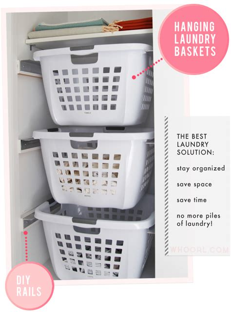 laundry solutions hanging laundry baskets rock my world whoorl