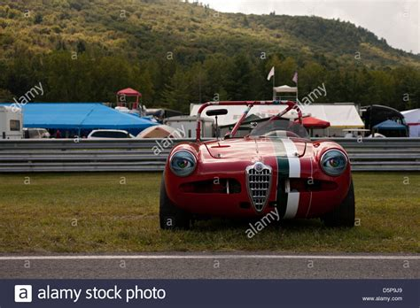 alfa romeo race cars alfa romeo giulietta race car stock photo royalty free