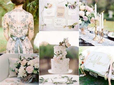 Vintage Garden Wedding Decor Styled Around The Gown Quite In Purple Decor Advisor