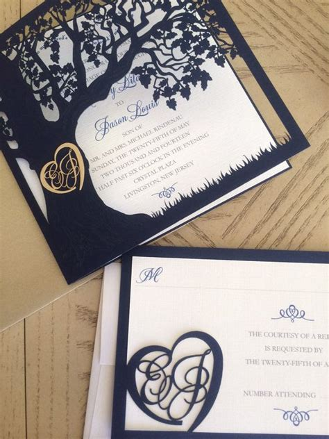 Best Ideas About Tree  Ee  Wedding Ee    Ee  Invitations Ee   On Pinterest