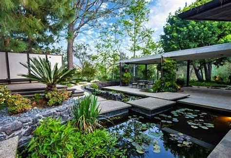 midcentury modern la open house report la two well preserved mid century