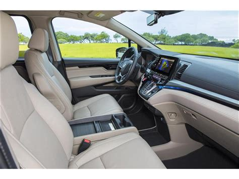Honda Odyssey Interior by 2018 Honda Odyssey Interior U S News World Report
