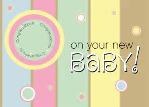 new baby value card congratulations cards from cardsdirect