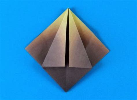 Origami Valley Fold - origami valley fold comot