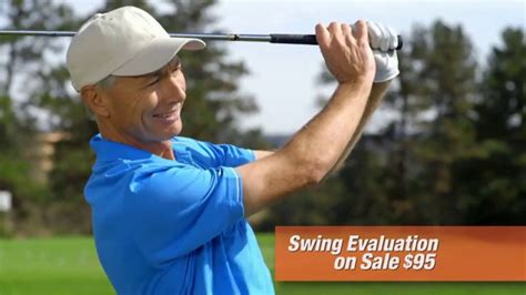 Golftec Swing Evaluation Tv Commercial Channel Your