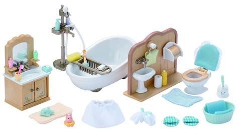 Ebay Bedroom Sets sylvanian families country bathroom set collectibles